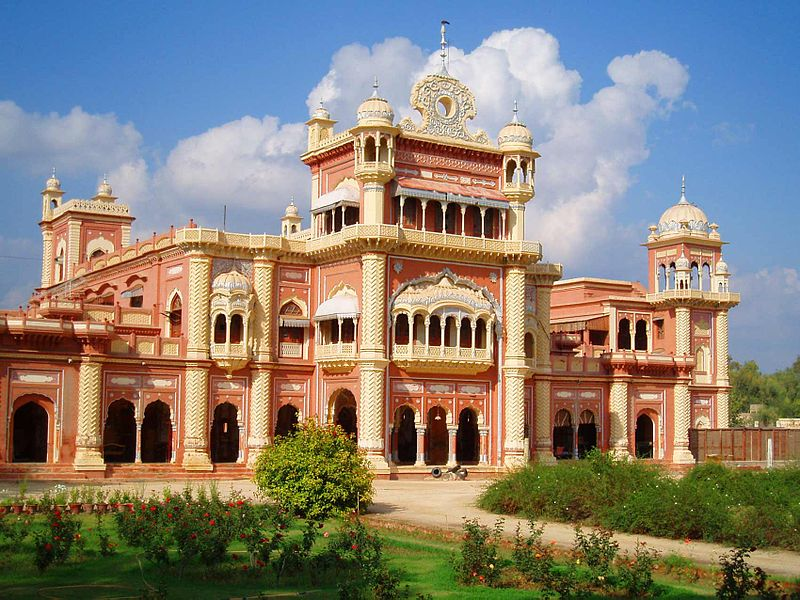 Faiz Mahal Sindh - Places to Visit in Pakistan