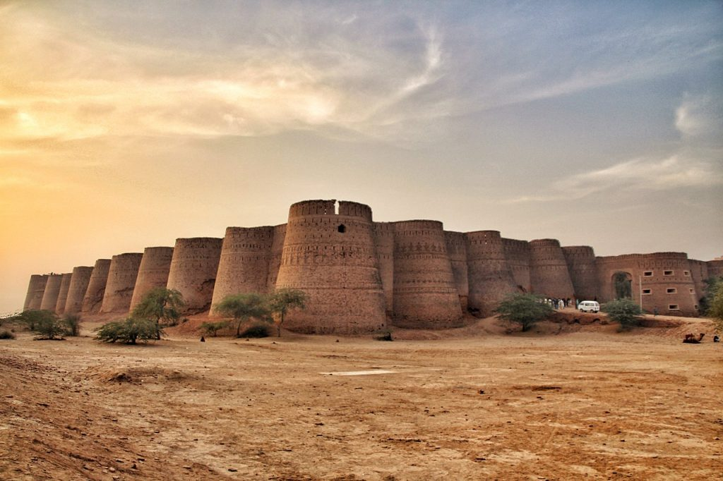Darawar Fort Choolistan
