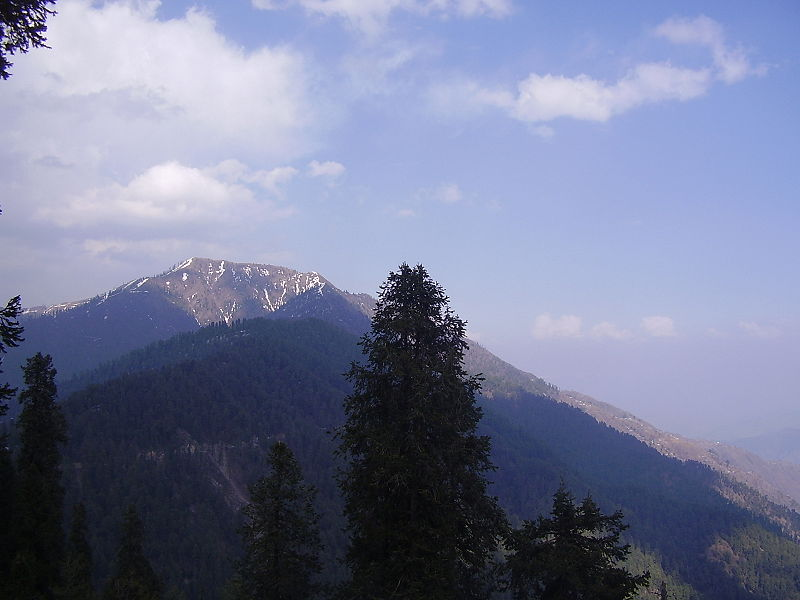 Nathia Gali  - KPK - Places to Visit in Pakistan