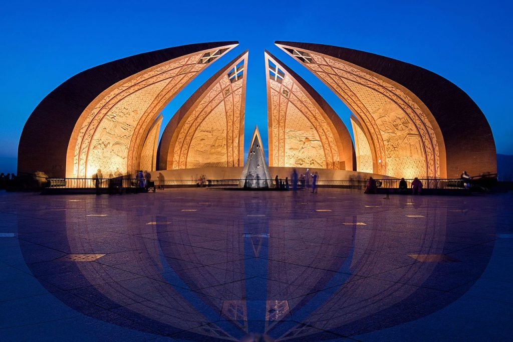 Pakistan Monument - Best Places to visit in Pakistan.
