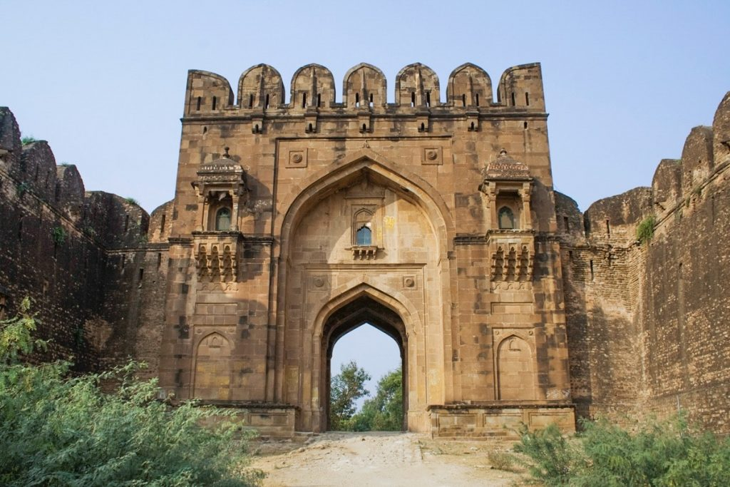 Rohtas Fort - Best Places to visit in Pakistan.